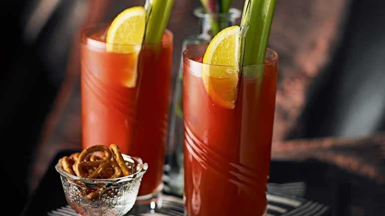 Image: bloody mary cocktail