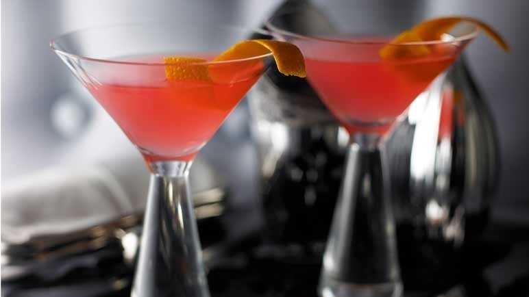 Image: Cosmopolitan cocktail