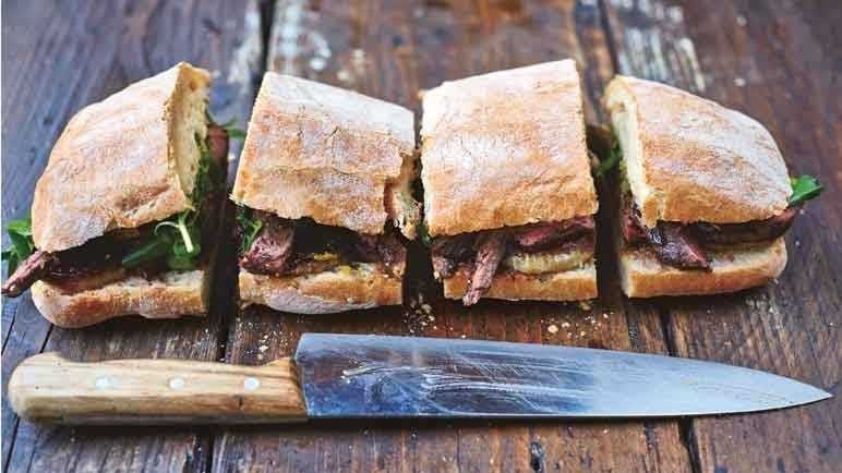 Recipe Jamie Oliver S Next Level Steak And Onion Recipes