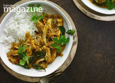Image: Sri Lankan turkey curry
