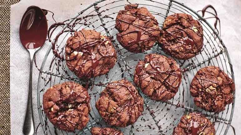 Recipe jamie olivers devils double chocolate malt sainsburys image jamie olivers devils double choc malt cookies forumfinder Gallery
