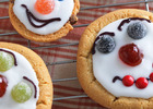 Red nose day cookie image