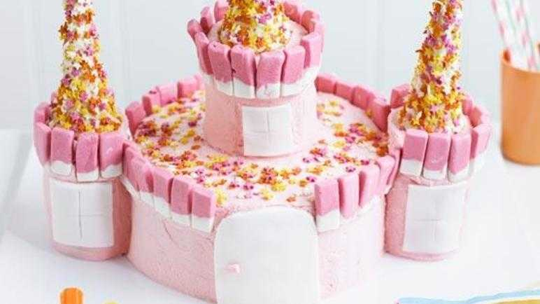 Recipe Princess Cake