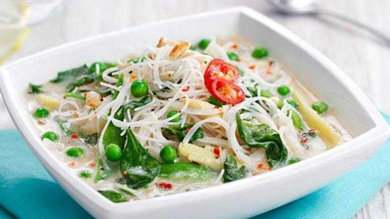 Recipe malaysian vegetable laksa sainsburys malaysian vegetable laksa forumfinder Choice Image