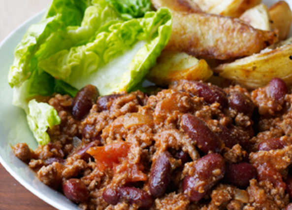 recipe: chilli con carne recipe mexican [27]
