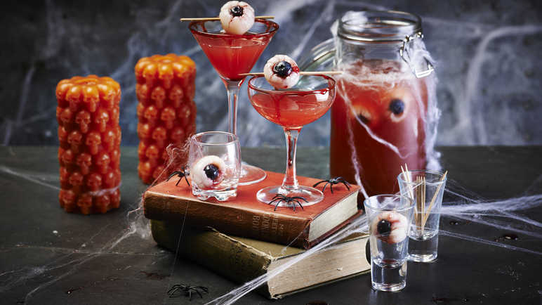 Recipe vampire 39 s kiss punch sainsbury 39 s for Pomegranate molasses sainsburys