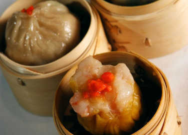 Image: Spicy seafood dumplings recipe