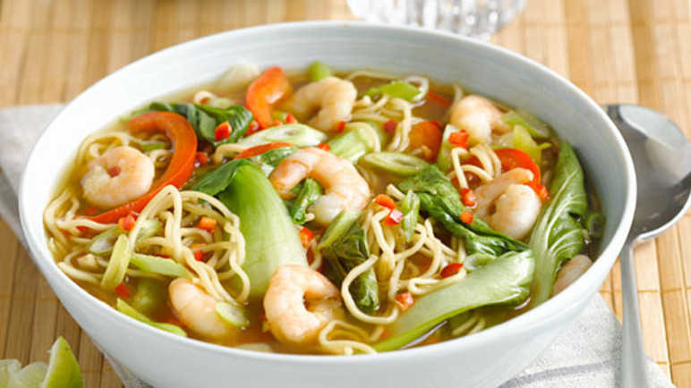 Recipe Hot And Sour Fish Soup Sainsbury S