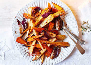 Image: Sugar and spice root veg