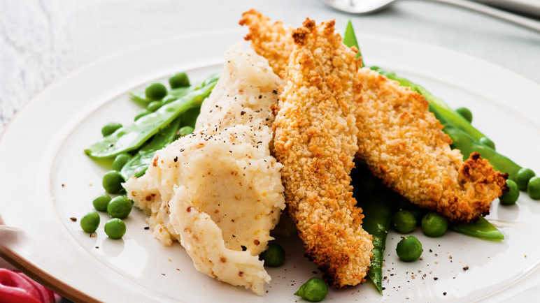 Chicken goujon image