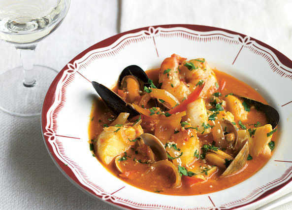 Image: Catalan fish stew