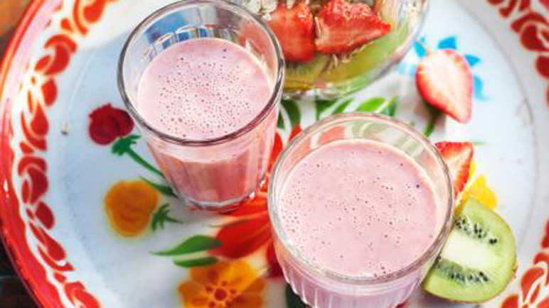 Image: Smoothie snack