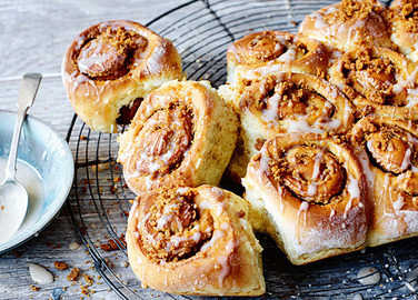 Image: Speculoos buns