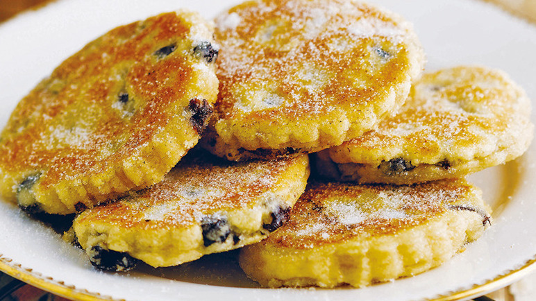 Image: Welsh cakes
