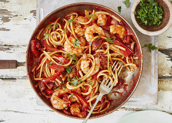 Image: One pot pasta