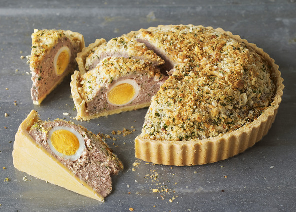Image: Scotch Egg Pie