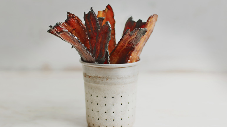 Image: Coffee bacon