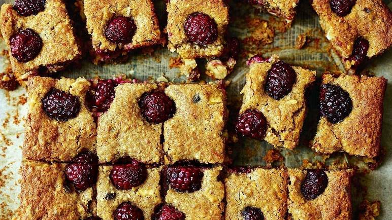 Spelt Cake Recipes Uk: Recipe: Blackberry, Hazelnut And Spelt Cake Bites