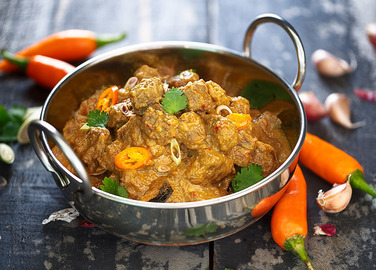 Large image for Goat or lamb curry recipe on Sainsbury's Online