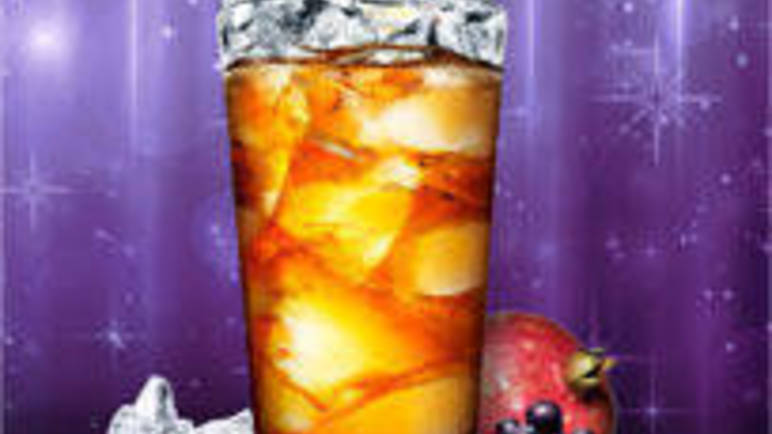 Large image of Berri-Christmas cocktail recipe on Sainsbury's Online