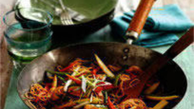 Large image for Sainsbury's Chinese chicken stir-fry recipe
