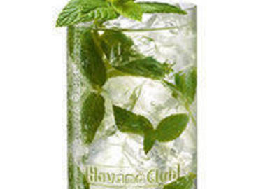 Large image of Havana club mojito recipe on Sainsbury's online