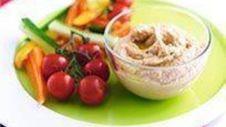 Large image for Sainsbury's Houmous recipe