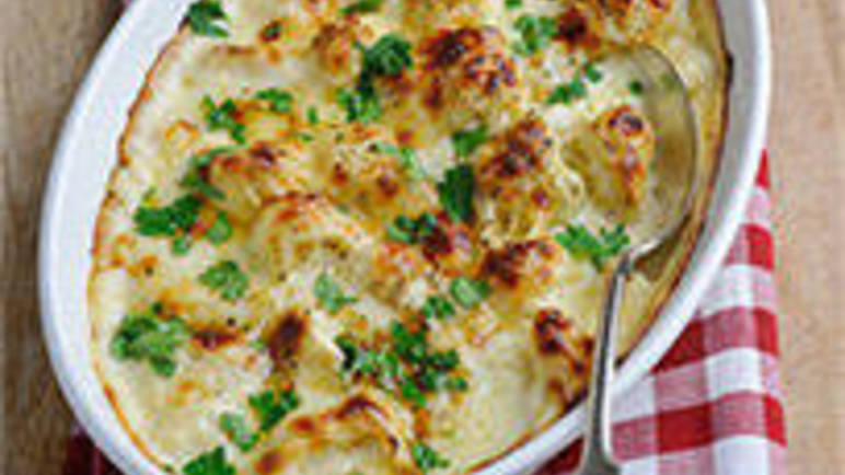 Large image for Cauliflower cheese recipe on Sainsbury's Online
