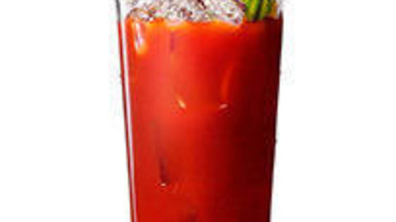 Large image of gin bloody mary recipe on Sainsbury's online