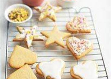 Large image for Sainsbury's A-star vanilla cookies recipe