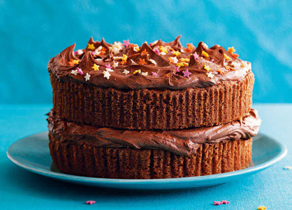 Chocolate cak image