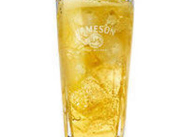 Large image of Jameson and Ginger recipe on Sainsbury's online