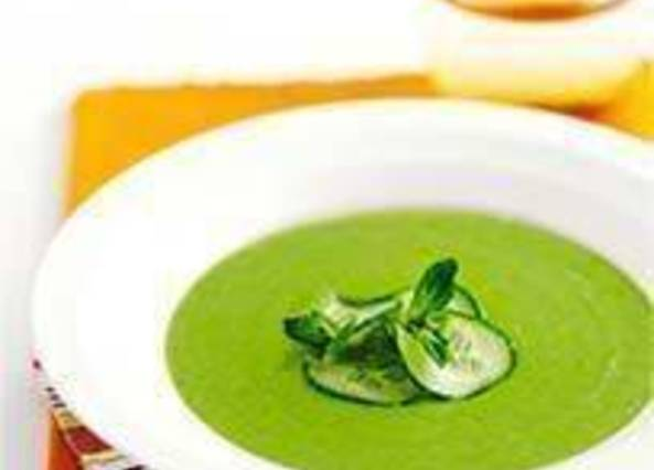 Large image for Sainsbury's Chilled summer soup recipe
