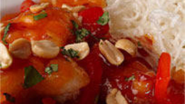Large image for Kung Po chicken recipe on Sainsbury's Online