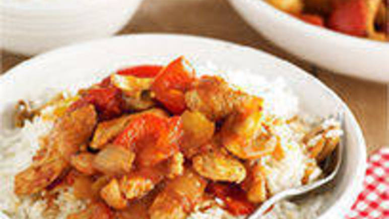 Large image for Sainsbury's Turkey chilli with rice recipe