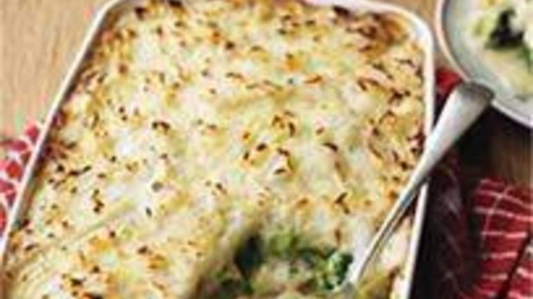 Large image for Sainsbury's Easy cheesy fish pie recipe