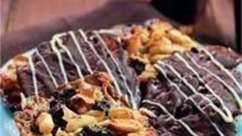 Large image for Chocolate florentines recipe on Sainsbury's Online