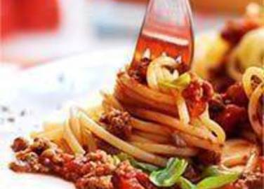 Large image for Sainsbury's Quorn spaghetti bolognese recipe