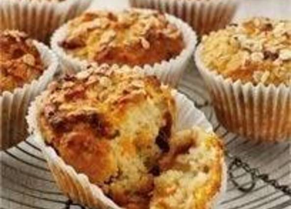 Large image for Quark breakfast muffins recipe on Sainsbury's Online