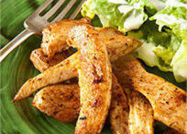 Large image for Jamaican Jerk chicken strips recipe on Sainsbury's Online