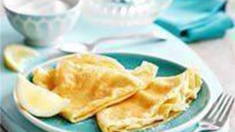 Large image for Sainsbury's Gluten-free pancakes recipe
