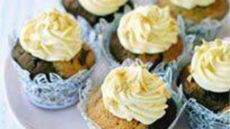 Large image for Sainsbury's Marble cupcakes recipe