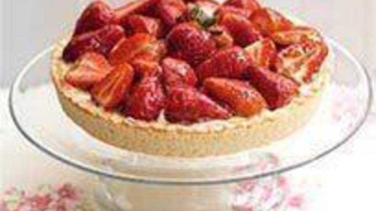 Large image for Sainsbury's Summer strawberry shortcake recipe