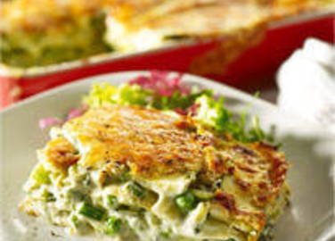 Large image for Lactose free vegetable lasagne recipe on Sainsbury's Online
