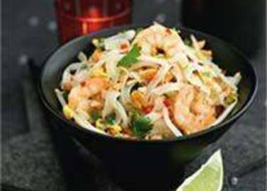 Large image for Sainsbury's Prawn pad Thai recipe