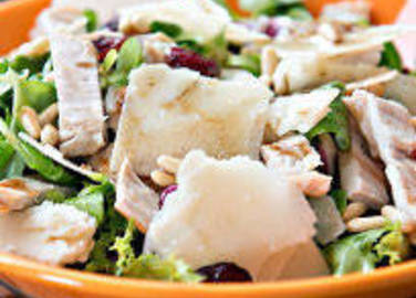 Large image for Chicken salad with Parmesan shavings and pine nuts from Sainsbury's online