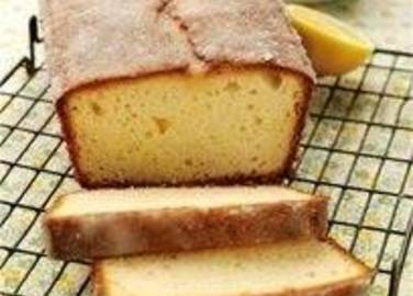 Large image for Quark lemon drizzle cake recipe on Sainsbury's Online
