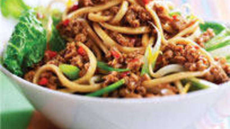 Large image for Quorn Singapore noodles recipe on Sainsbury's Online