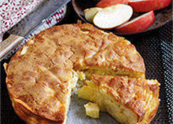 Low Fat Cake Recipes Uk: Recipe: South African Apple Cake
