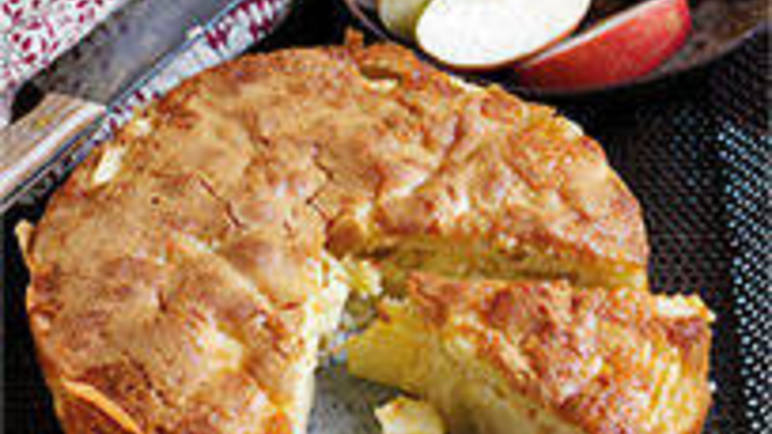 Large image for South African apple cake recipe on Sainsbury's Online